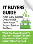 it buyers guide what you should pay for IT